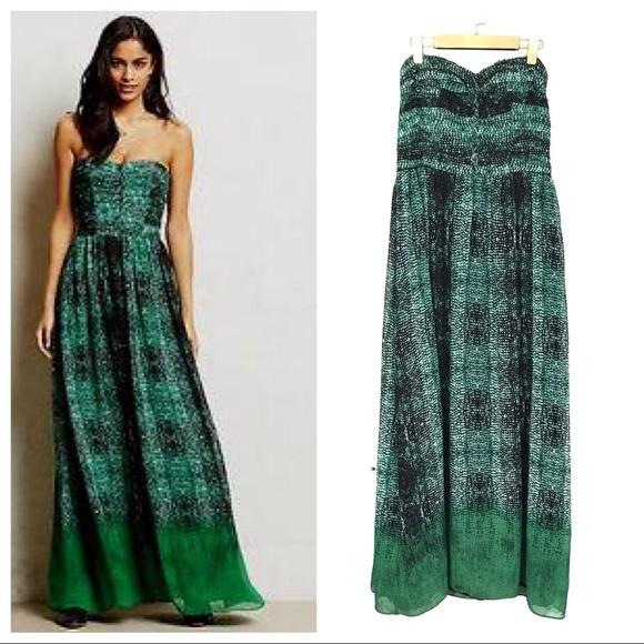 bdab3449430d Anthropologie Dresses | Moulinette Soeurs Anthro Vernalis Maxi Dress ...